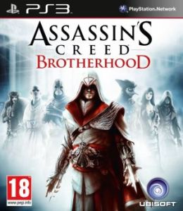 Capa Assassins Creed Brotherhood