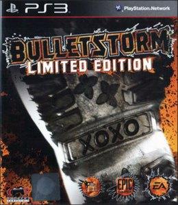 Capa Bulletstorm