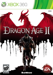 Capa Dragon Age 2
