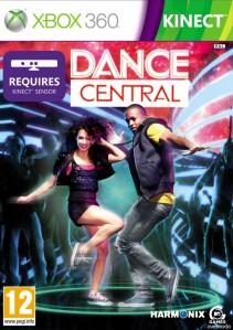 Capa Dance Central