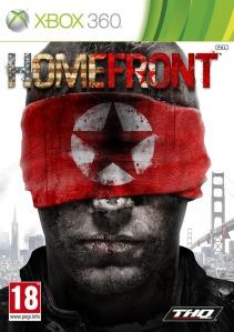 Capa Homefront