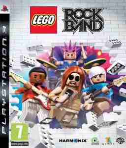 Capa Lego Rock Band