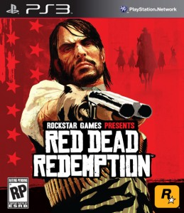 Capa Red Dead Redemption