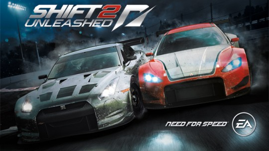 Need For Speed Shift 2