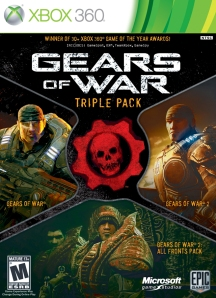 Gears Of War: Triple Pack - 53 reais