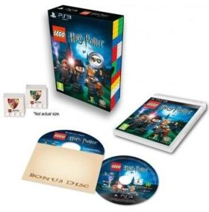 Lego Harry Potter Years 1-4 Collectors Edition - 49 reais