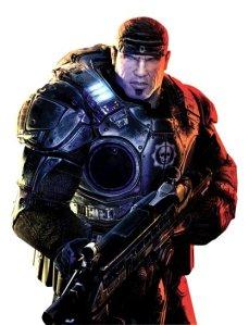 Marcus Fenix - Gears Of Wars