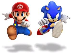Sonic e Mario
