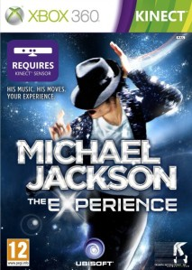 Michael Jackson The Experience (Kinect) - 69 reais