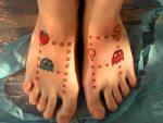 tatuagem-pac-man