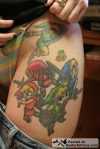 tatuagem-jogo-Zelda-nerd